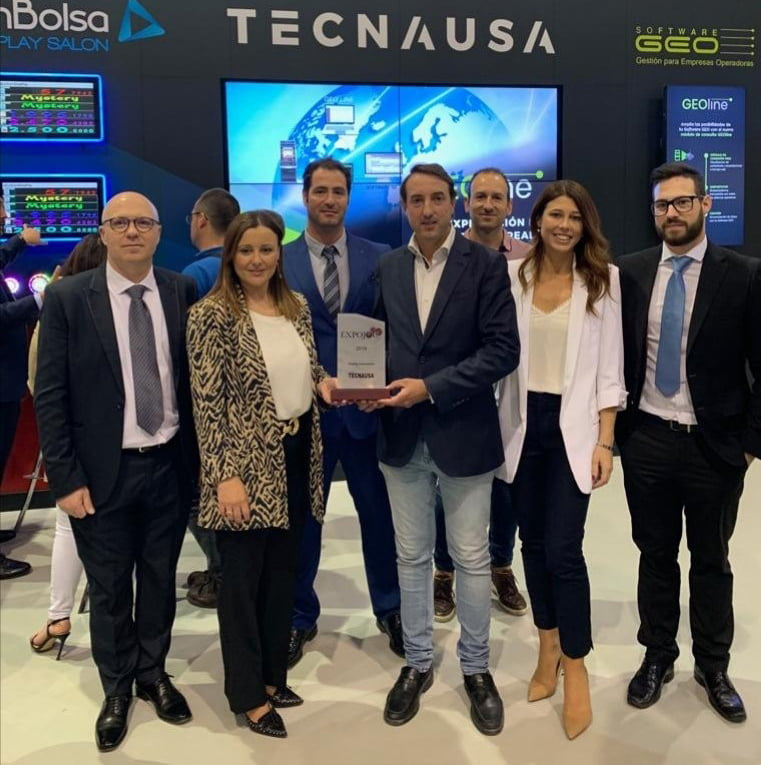 Premio Innovación Expojoc 2019