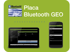 Placa Bluetooth GEO